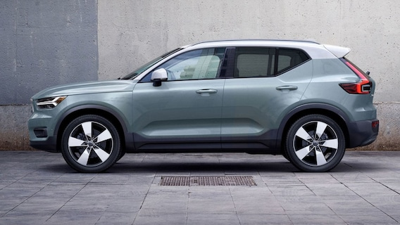 How Much Can the 2019 Volvo XC40, XC60, and XC90 Tow?