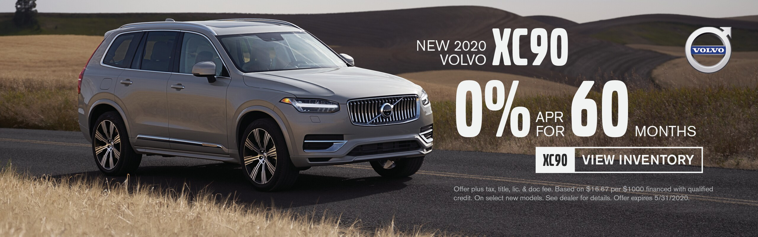 XC90 Lease Deal