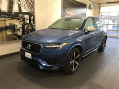 New 2019 Volvo XC90 T6 R-Design SUV in Moline, IL