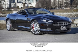 2009 Aston Martin DB9 Volante Touchtronic *Low KM! Convertible