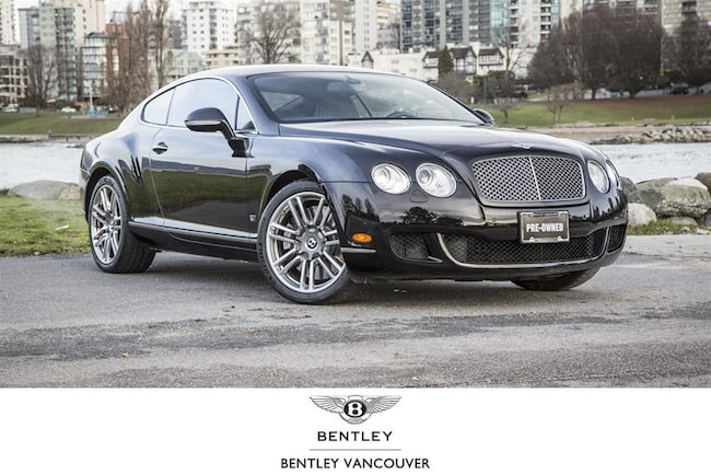 2010 bentley continental gt for sale - used bentley | bentley vancouver