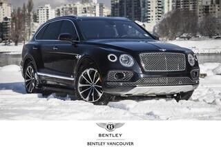 2018 Bentley Bentayga W12 Signature *Bentley Certified Pre-Owned!