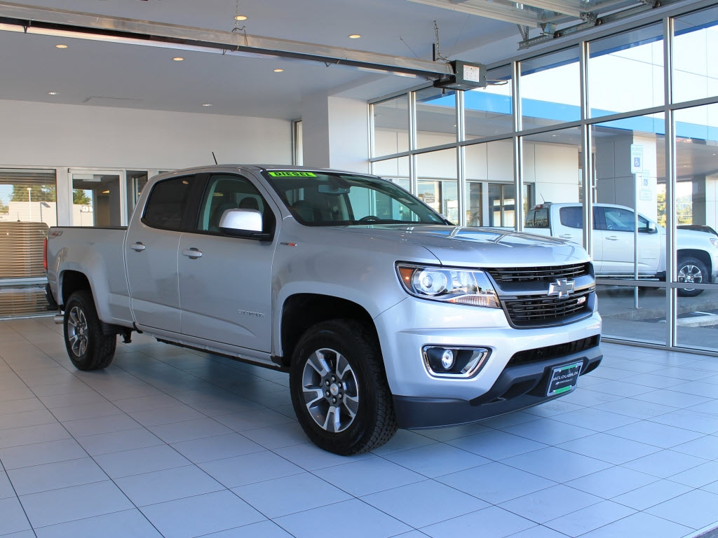 Z71 Models Are Simply the Best Used Trucks Around Portland, Here's Why