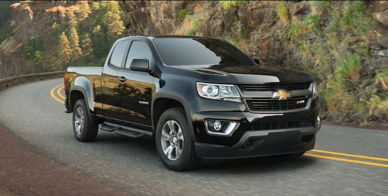 Chevy Colorado: Everything You Could Ask for in a Mid-Size Pickup