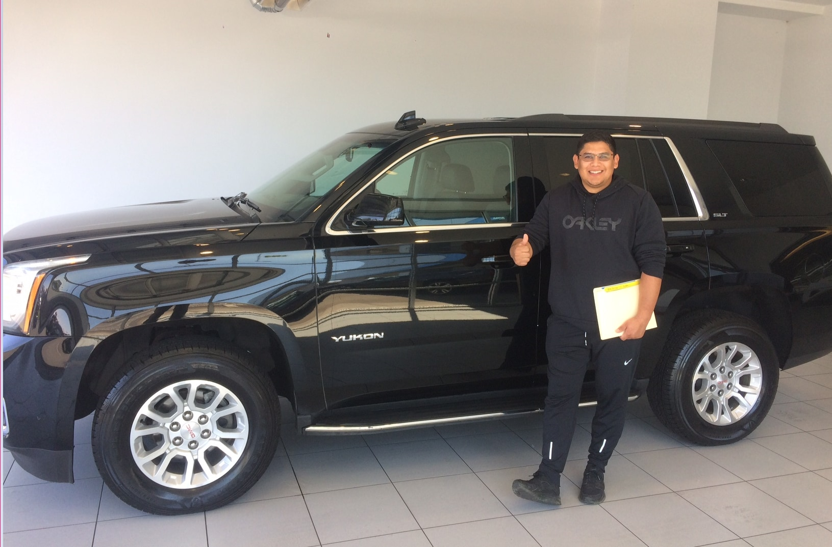 SUV Auto Loan Approved Buyer at McLoughlin Chevrolet