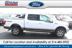 2019 Ford F-150 Lariat Ecoboost Supercrew 4X4 5.5 Bed Truck