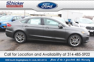 2019 Ford Fusion SEL Ecoboost Car