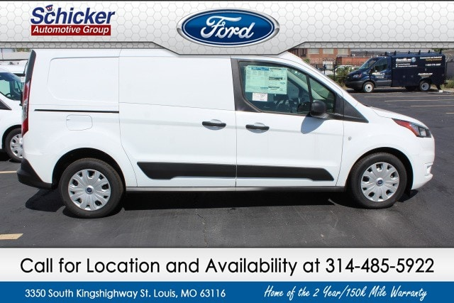 2019 Ford Transit Connect XLT LWB w/Rear Symmetrical Doors