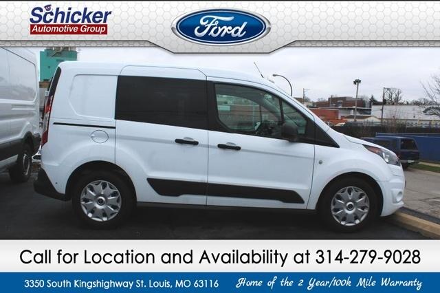 2015 Ford Transit Connect Van
