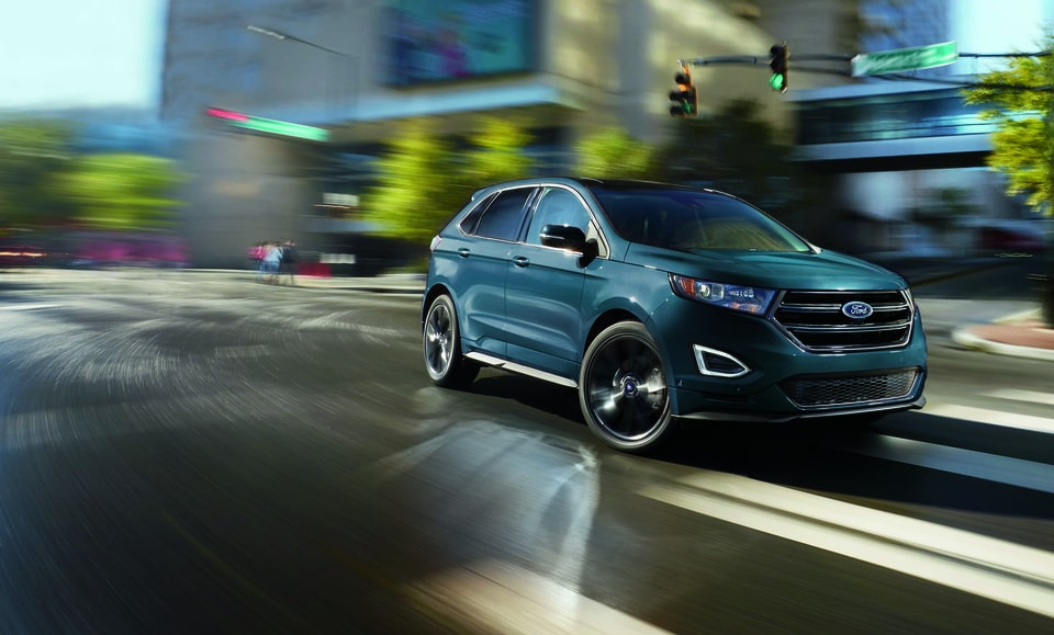 Browse New Ford Edge Inventory In St Louis Mo New Ford Specials  C B Ford Edge