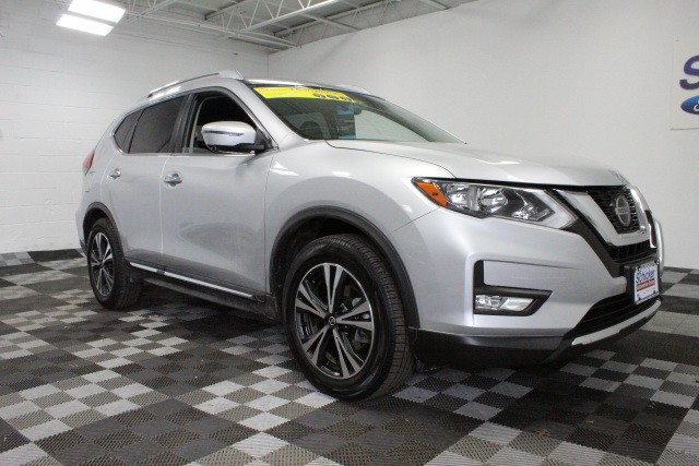 Used 2018 Nissan Rogue For Sale at Schicker Ford of St  Louis | VIN