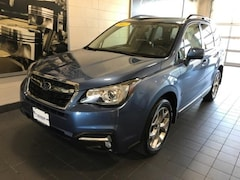 Certified Pre-Owned 2017 Subaru Forester 2.5i Touring CVT Sport Utility for sale in Moline, IL