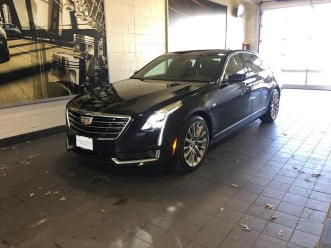 2018 Cadillac CT6 4dr Sdn 3.6L Luxury AWD Car