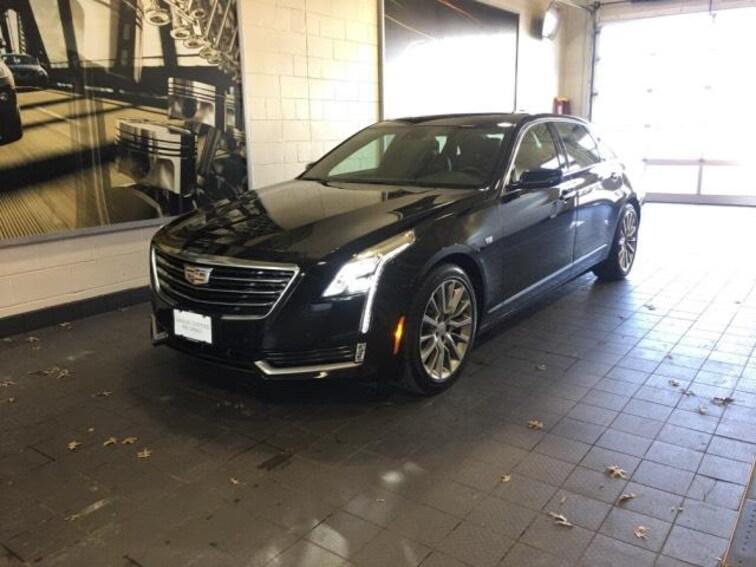 Used 2018 Cadillac CT6 4dr Sdn 3.6L Luxury AWD Car Molina IL