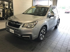 Used 2017 Subaru Forester 2.5i Limited CVT Sport Utility JF2SJAJCXHH470295 in Moline, IL