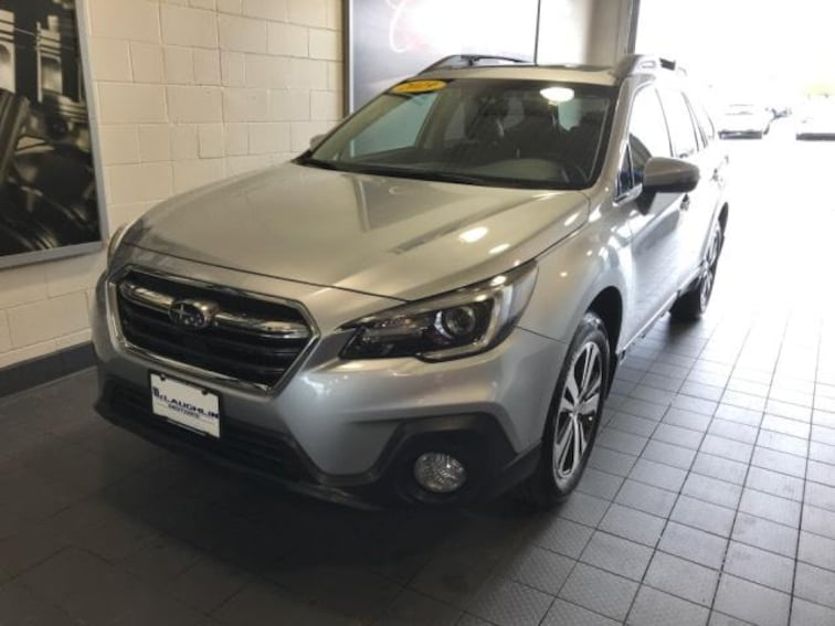Certified Pre-Owned 2019 Subaru Outback 2.5i Limited Sport Utility For Sale Moline, IL