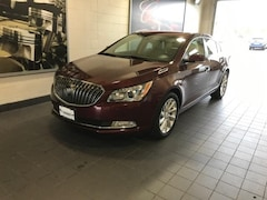 2016 Buick Lacrosse 4dr Sdn Leather FWD Car
