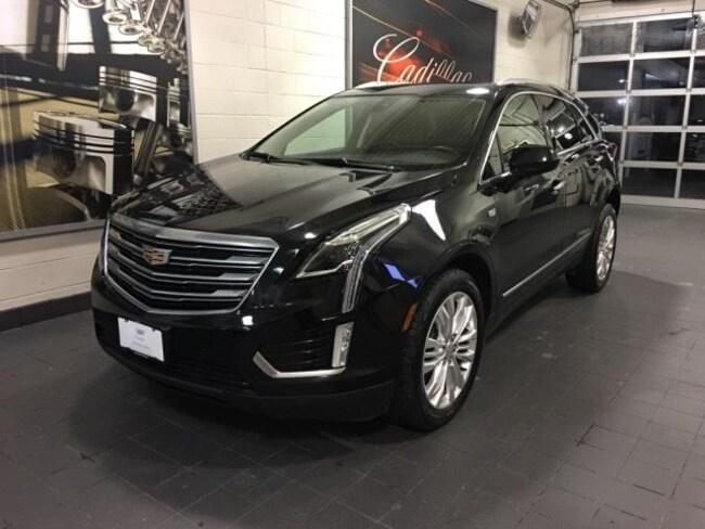 2018 Cadillac XT5 FWD 4dr Premium Luxury Sport Utility
