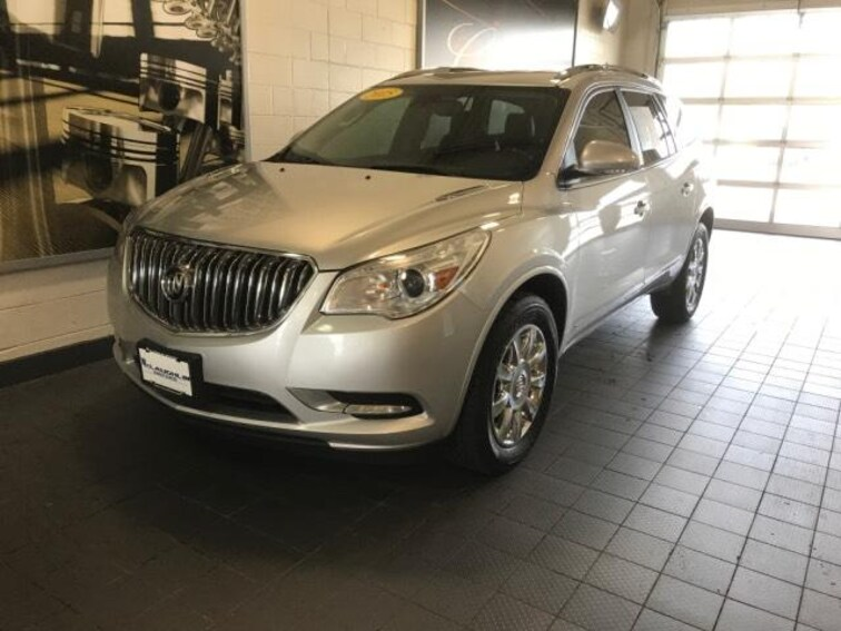 Used 2015 Buick Enclave FWD 4dr Premium Sport Utility Molina IL