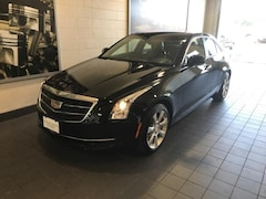 2016 Cadillac ATS 4dr Sdn 2.0L Luxury Collection AWD Car