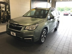 Certified Pre-Owned 2017 Subaru Forester 2.5i Premium CVT Sport Utility for sale in Moline, IL