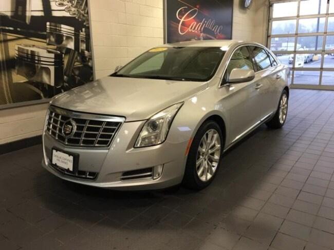 2015 Cadillac XTS 4dr Sdn Luxury AWD Car
