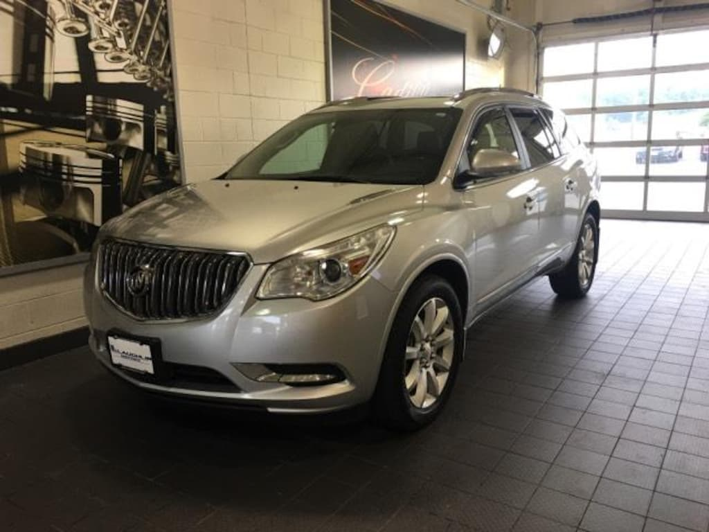 2015 Used Buick Enclave AWD 4dr Premium For Sale in Moline IL | Serving  Quad Cities, Davenport, Rock Island or Bettendorf | S191151A