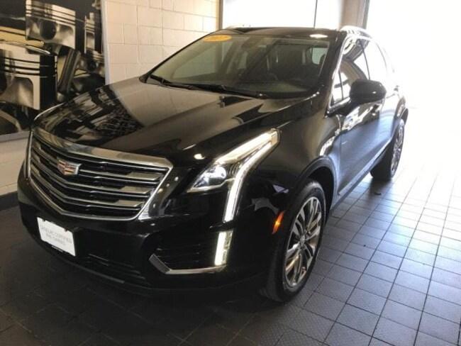 2017 Cadillac XT5 FWD 4dr Premium Luxury Sport Utility