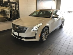 2018 Cadillac CT6 4dr Sdn 3.0L Turbo Platinum AWD Car