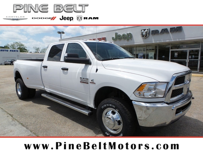 New 2018 Ram 3500 TRADESMAN CREW CAB 4X4 8' BOX Crew Cab in Hattiesburg, MS