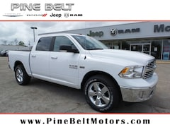 New 2018 Ram 1500 BIG HORN CREW CAB 4X2 5'7 BOX Crew Cab 18162 in Hattiesburg, MS