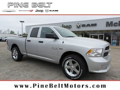 New 2018 Ram 1500 EXPRESS QUAD CAB 4X2 6'4 BOX Quad Cab 18068 in Hattiesburg, MS