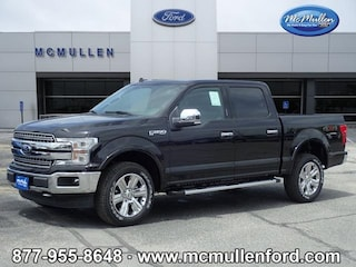 New 2019 Ford F-150 Lariat Truck For Sale Council Bluffs