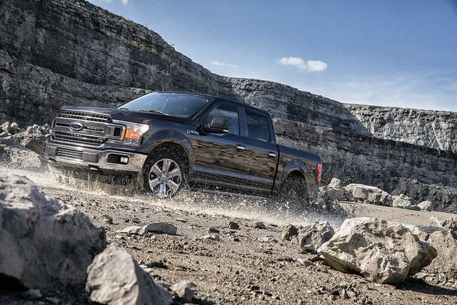 Read about the specs on the 2018 Ford F-150 Diesel, the first of its kind