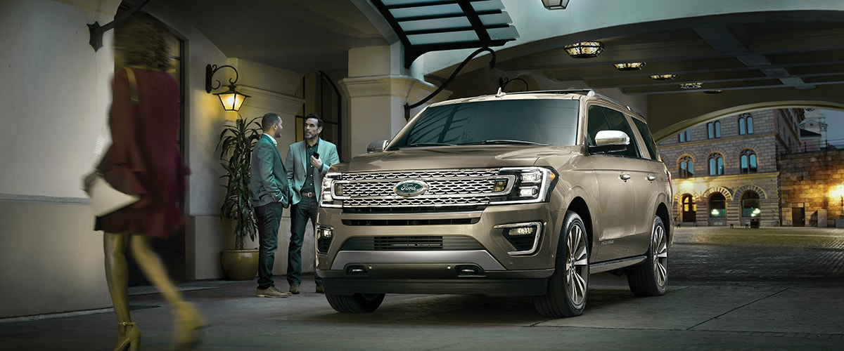 2018 Ford Expedition at McMullen Ford