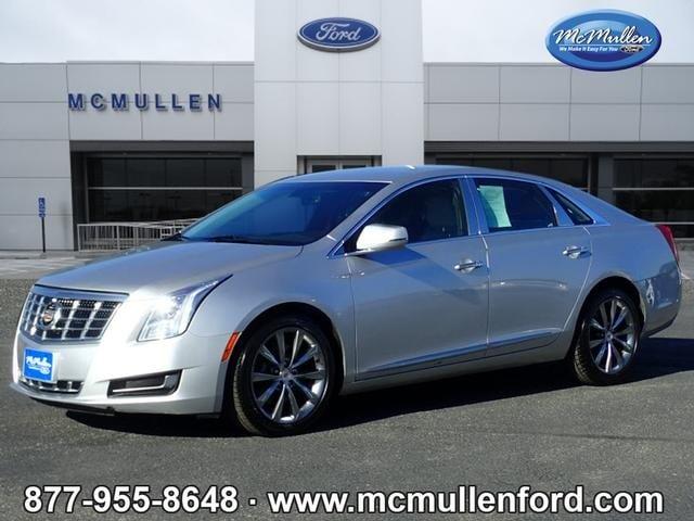 2013 Cadillac XTS Base Sedan