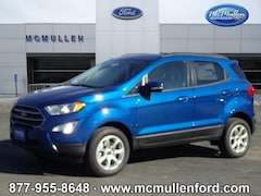 New 2018 Ford EcoSport SE SUV for sale in Council Bluffs