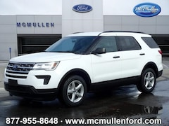 New 2019 Ford Explorer for sale in Council Bluffs