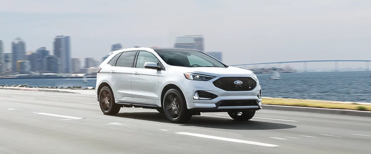 2018 Ford Edge at McMullen Ford