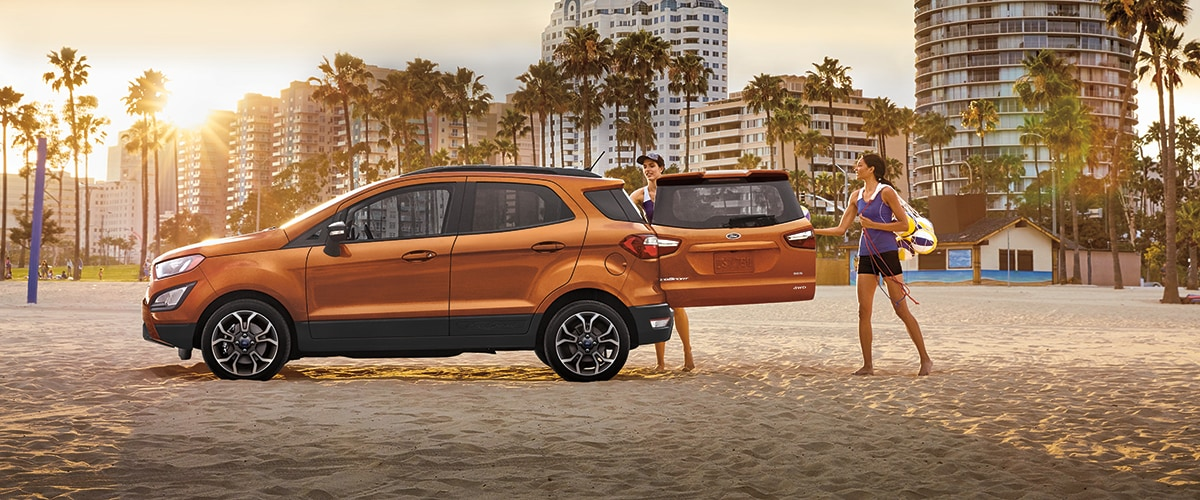 2018 Ford EcoSport at McMullen Ford