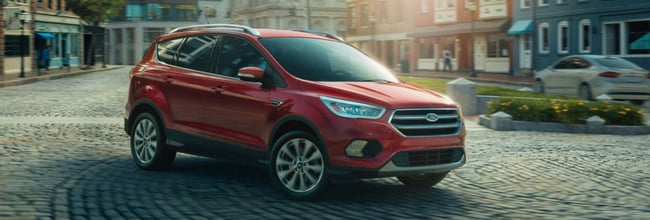 2018 Ford Escape at McMullen Ford