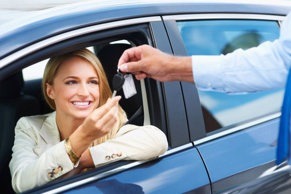 Learn about the benefits of buying or leasing a new car from McMullen Ford