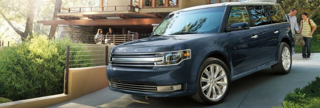 2018 Ford Flex at McMullen Ford