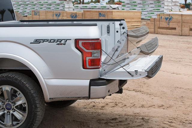 2017 Ford F-150 perfect for tailgate party recipes