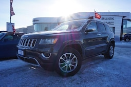 2014 Jeep Grand Cherokee Limited 4x4 Sport Utility