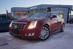 2011 CADILLAC Cts Sedan 3.6L Performance RWD Car