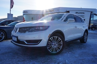 2016 Lincoln Mkx Reserve AWD Sport Utility
