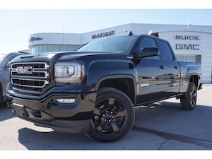 2018 GMC Sierra 1500 Elevation Edition 4x4 Double Cab