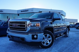 2014 GMC Sierra 1500 SLT 4x4 Double Cab Extended Cab Pickup
