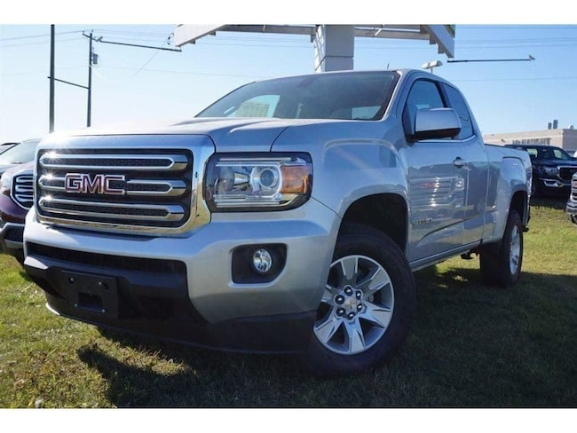 2018 GMC Canyon SLE 4x2 Extended Cab Truck Extended Cab